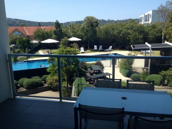 Coast Resort Merimbula: One bedroom pool view