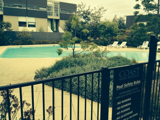 Coast Resort Merimbula: Pool