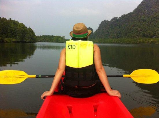 Tha Lane Bay Discovery Tour: The Lane Bay Kayaking