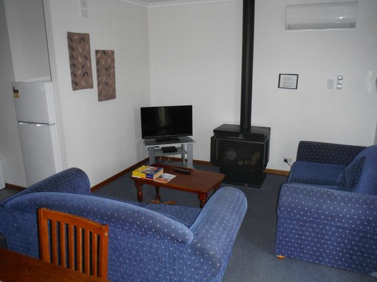 Discovery Parks - Hobart : Risdon Superior Lodge Family