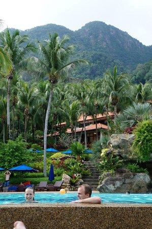 Berjaya Langkawi Resort - Malaysia: View from pool