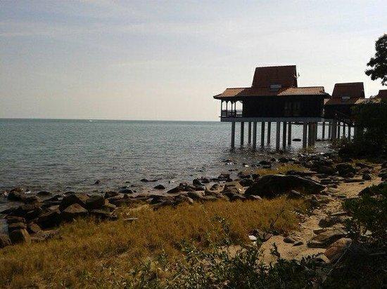 Berjaya Langkawi Resort - Malaysia: View next to premium chalet