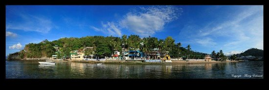 Sabang Inn Beach & Dive Resort: Panorama Sabang