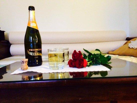 Hotel Ca' d'Oro: Romantic room