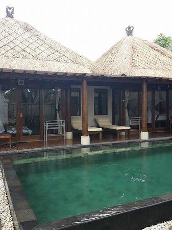 Villa Nirvana Bali: 2 rooms villa