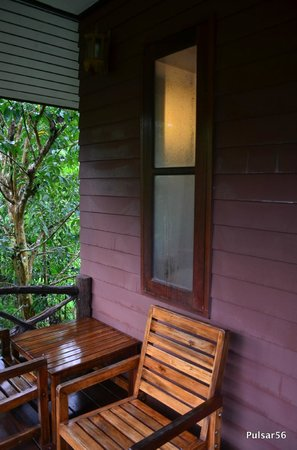 Khao Sok Paradise Resort: Standard Tree House