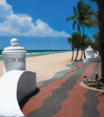 Crowne Plaza Fort Lauderdale Airport / Cruise Port: Fort Lauderdale Beach - Crowne Plaza Hotel