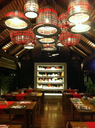 Escape Hua Hin Hotel: Red Coral restaurant