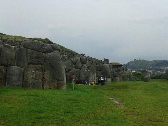 Sacsayhuamán: Um lugar bonito e interessante!