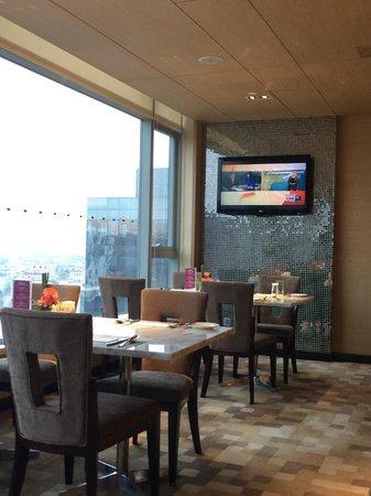 Crowne Plaza Guangzhou Huadu: Club Lounge