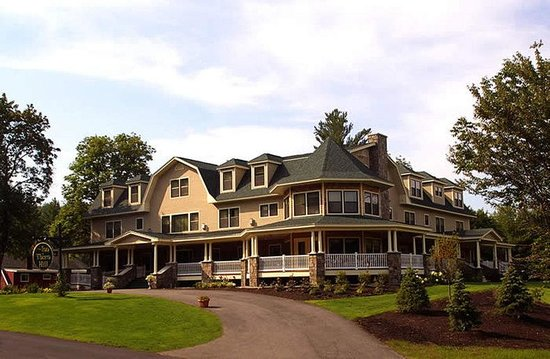 The Inn at Thorn Hill & Spa : Exterior
