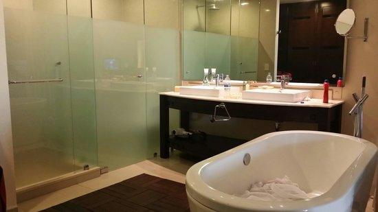 Dreams Villamagna Nuevo Vallarta : Salle de bain