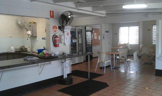 Bohemia Central: Küche