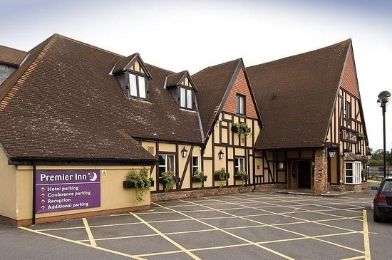 Premier Inn Solihull (Hockley Heath, M42) Hotel: Exterior