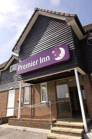 Premier Inn Portsmouth (Havant) Hotel: Exterior