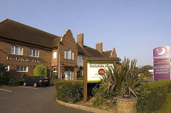 Premier Inn Redditch West (A448) Hotel: Exterior