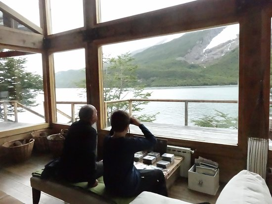Aguas Arriba Lodge: vistas unicas!!!