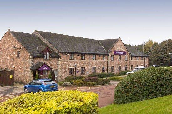 Premier Inn Rochdale Hotel: Exterior
