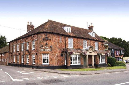 Good Night Inns Wheatsheaf Hotel: Basingstoke SExterior