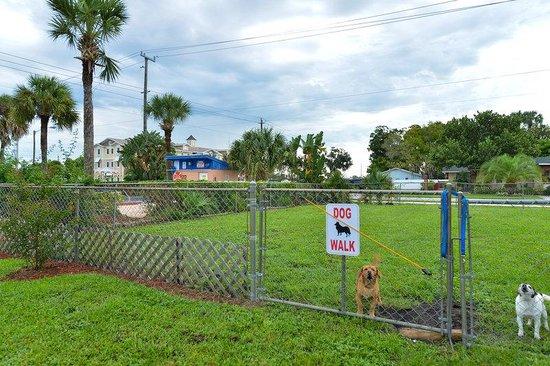 Budget Inn Okeechobee: Property Grounds