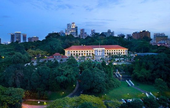 Hotel Fort Canning: Urban Oasis