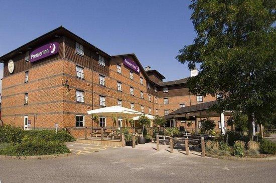 Premier Inn Southampton (Eastleigh) Hotel: Exterior