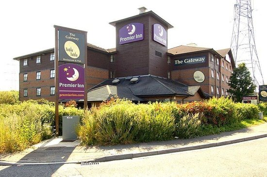 Premier Inn Eastleigh Restaurant
