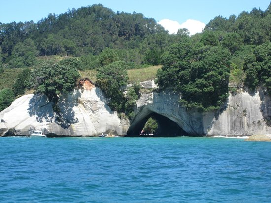 Cathedral Cove Scenic Cruises: Cathedral cove