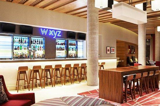 Aloft London Excel: WXyz Bar