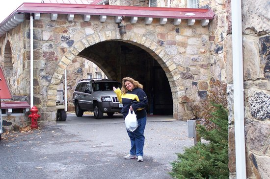 Me Loving The Tour Picture Of Mountain Lake Lodge