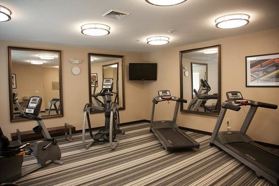 Candlewood Suites Alexandria: Fitness Center