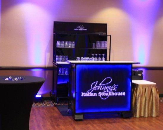 Holiday Inn Eau Claire South I-94: Banquet Bar