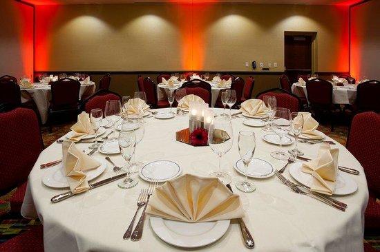 Holiday Inn Eau Claire South I-94 : Banquet Room