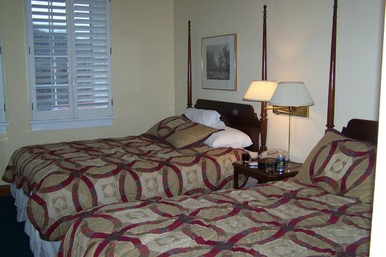 Mountain Lake Lodge: Lodge suite