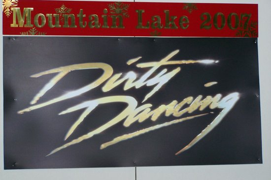 Mountain Lake Lodge: Dirty Dancing weekend