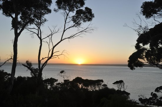 Wanderers Rest of Kangaroo Island: Sunrise
