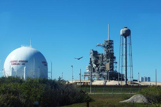Launch Pad LC-39A - Bild von NASA Kennedy Space Center ...