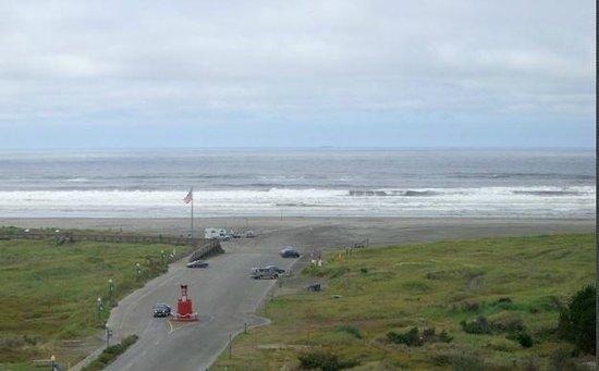 Cedars Ocean View Inn: view from room