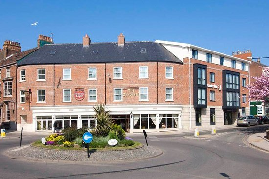Premier Inn Scarborough Hotel: Exterior