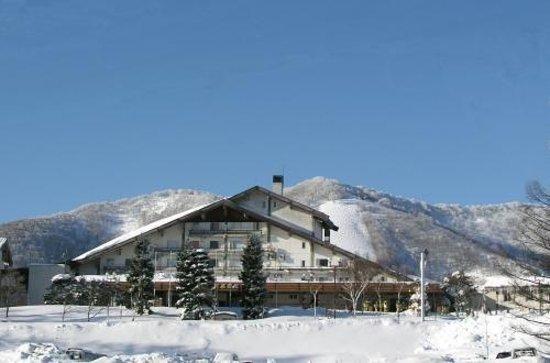 Madarao Kogen Hotel: Exterior