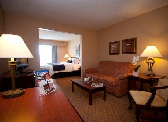Town & Country Inn and Suites Quincy: Studio Suite