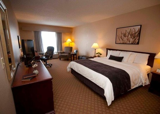 Town & Country Inn and Suites Quincy: Classic King