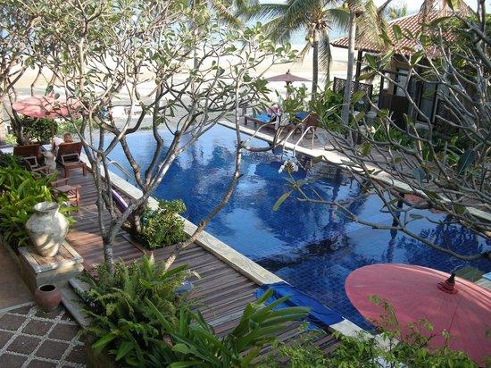 Praseban Resort: منظر من غرفتي
