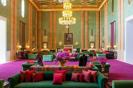 Sahara Palace Marrakech: Jade Room