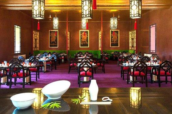 Sahara Palace Marrakech: Mantra Pan-Asian