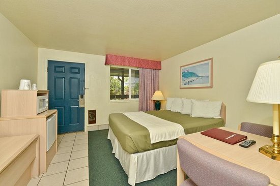 Americas Best Value Inn & Suites : Guest Room