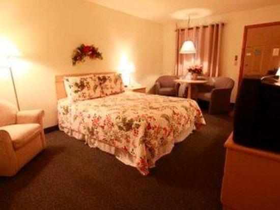 Ephraim Motel: Queen Guestroom