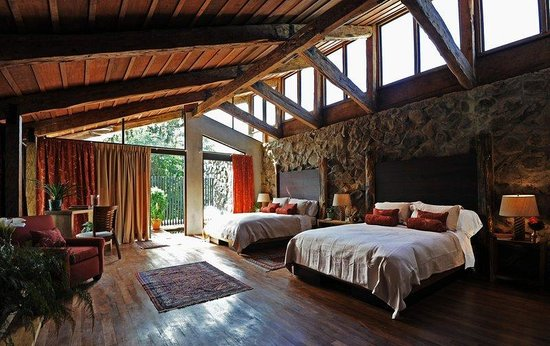 Poas Volcano Lodge: Master Suite Quetzal