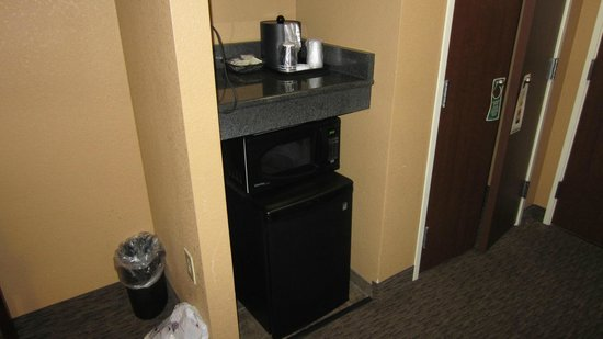Holiday Inn Airport South: Coffee Area