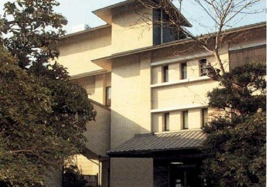 Iwamotorohon-kan : Exterior